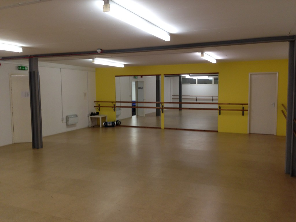 The Studio at Hereford Academy of Dance
