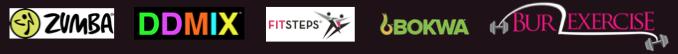 Dance classes logos